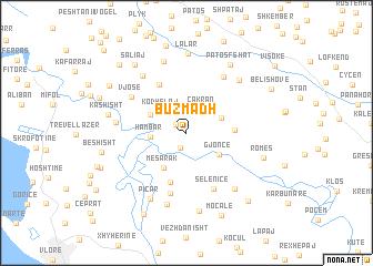 map of Buzmadh
