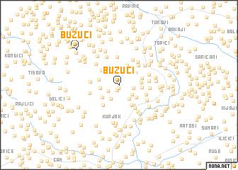 map of Buzuci