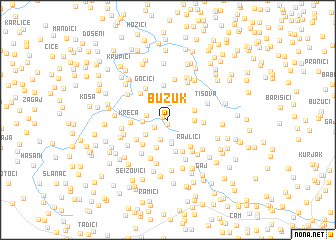 map of Buzuk