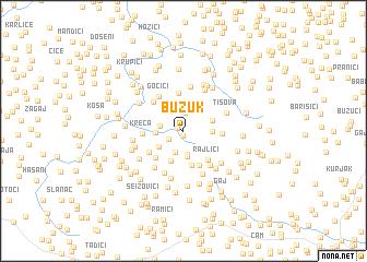 map of Buzuk