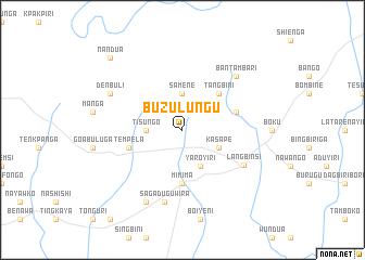 map of Buzulungu