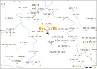 map of Byl\