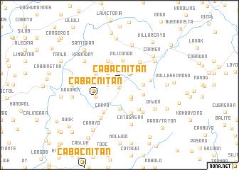 map of Cabacnitan