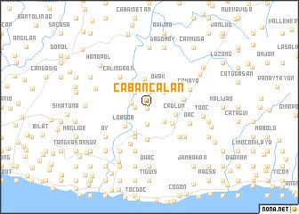 map of Cabancalan
