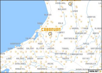 Cabaruan Philippines map nonanet