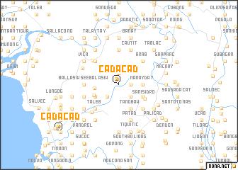 map of Cadacad