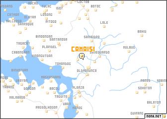 map of Camaisi