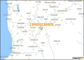 map of Camangcamang