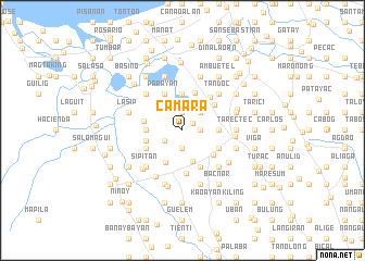 map of Camara