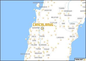 map of Cancalanug