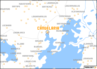 Candelaria Colombia Map Nonanet - Candelaria map