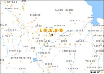 Candelaria Cuba Map Nonanet - Candelaria map