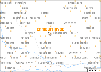 map of Cariguitiayoc