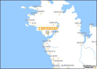 map of Carinogan