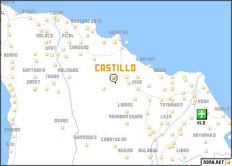 map of Castillo