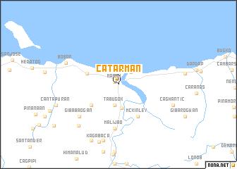 Catarman Philippines Map Nona Net