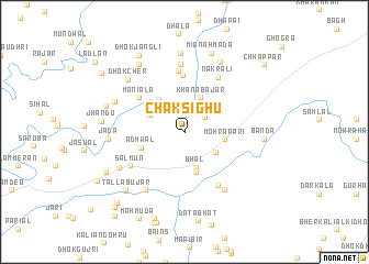 map of Chak Sighu