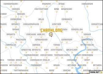 map of Chánh Long