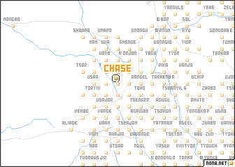 map of Chase