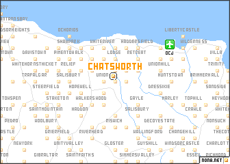 Chatsworth Jamaica map nonanet