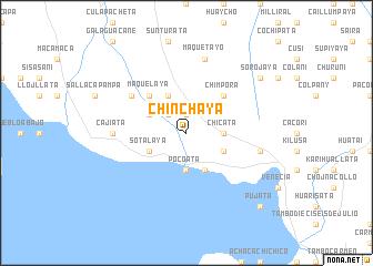 map of Chinchaya