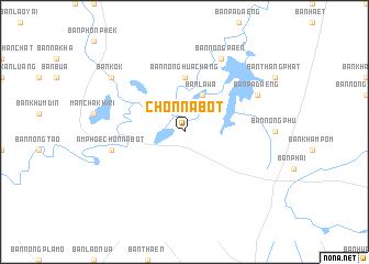 Chonnabot Thailand Map Nona Net