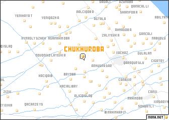 map of Chukhuroba