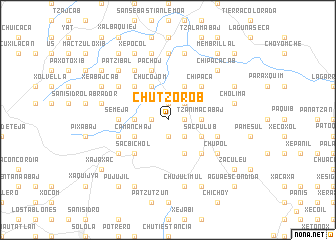 map of Chutzorob