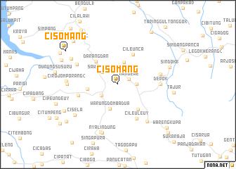map of Cisomang
