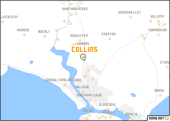 map of Collins