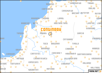 map of Condinaaw