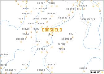 map of Consuelo