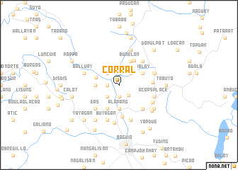 map of Corral