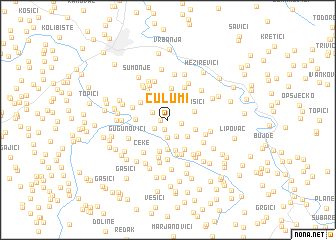 map of Culumi