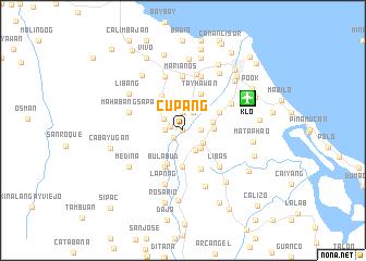 map of Cupang