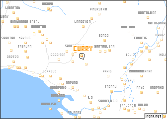 map of Curry
