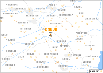 map of Dadva