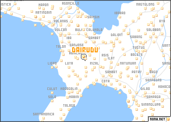 map of Dairudu
