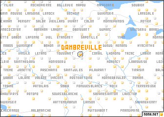 map of Dambreville