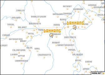 map of Dammang