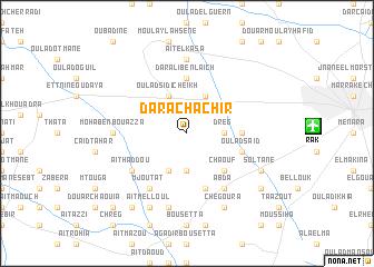 map of Dar Achachir