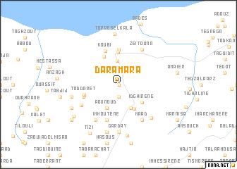 map of Dar Amara