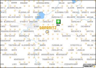 map of Daranitz