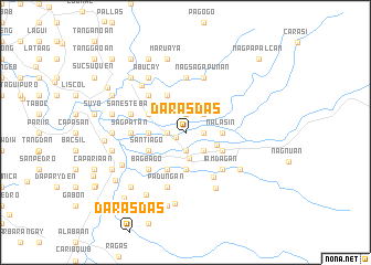 map of Darasdas