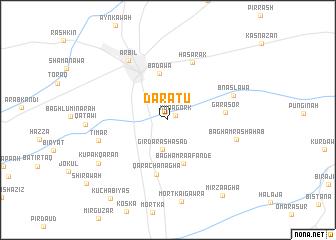 map of Dāratū
