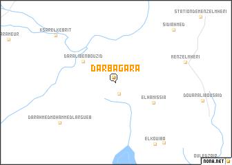 map of Dar Bagara
