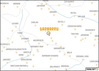 map of Dar Barru