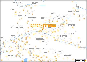 map of Dargāh Tiyūngu