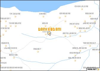 Dar Kebdani Morocco map nonanet