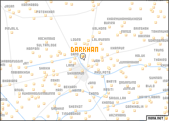 Darkhan Pakistan map nonanet